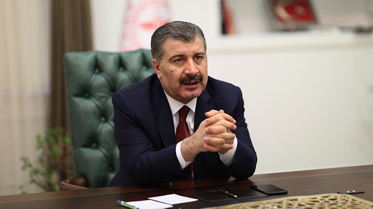 Sağlık Bakanı Koca'dan son dakika deprem açıklaması