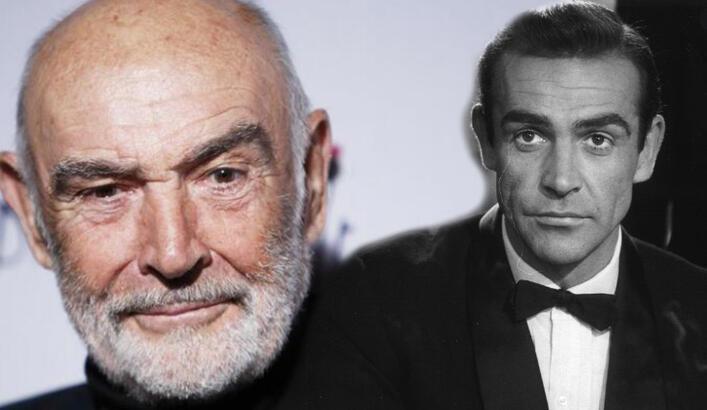 Sean Connery kimdir, kaç yaşında öldü? Sean Connery filmleri