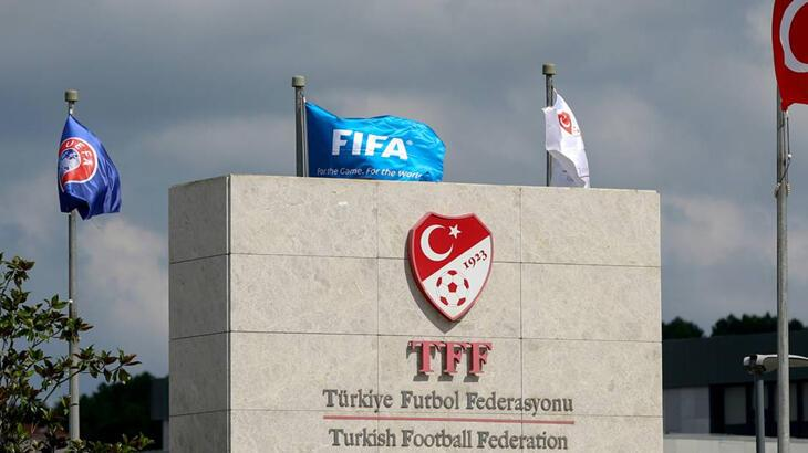 TFF, bir hakemin Kovid-19 testinin pozitif çıktığını açıkladı