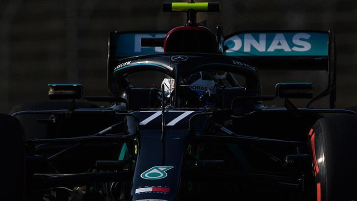 Son dakika - Emilia-Romagna Grand Prix'sinde ilk cep Valtteri Bottas'ın!