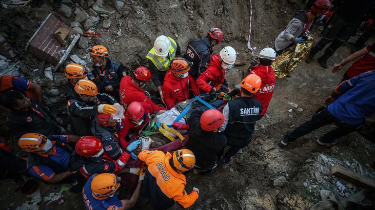 Son dakika: AFAD, İzmir depremine ilişkin ön değerlendirme raporunu yayınladı