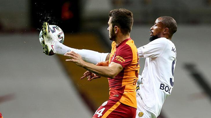 Galatasaray - MKE Ankaragücü. 1-0