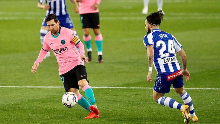 Son dakika - Barcelona yine kazanamadı! 2 gol ve kırmızı kart...