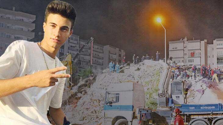 İzmir'deki depremde müteahhit dedenin büyük acısı!