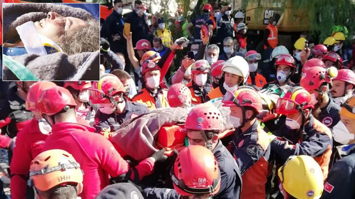 İzmir'deki depremde ikizleri hayatta tutan diyalog