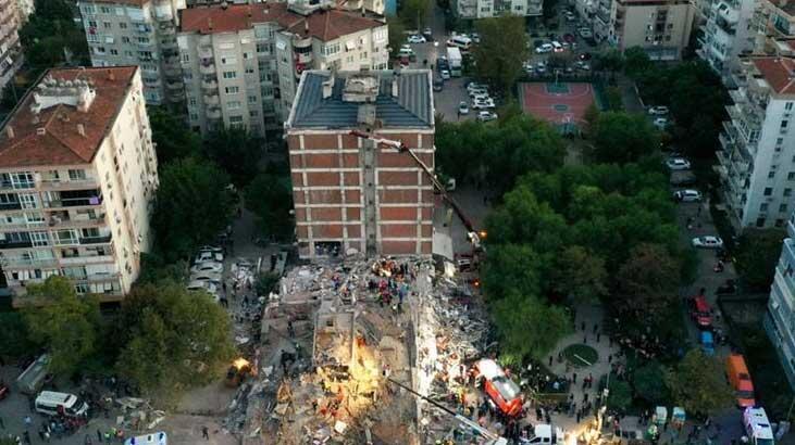 Son dakika... İzmir'de depremde hayatını kaybedenlerin sayısı 85'e yükseldi