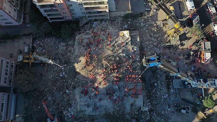 Son dakika... 107 can kaybı! AFAD'dan İzmir depremine ilişkin yeni açıklama