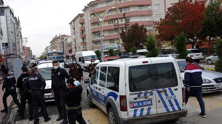 Kasap kardeşler sokak ortasında bıçaklanarak, öldürüldü