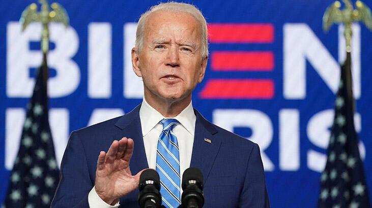 ABD'de sıcak gelişme! Biden'dan son dakika zafer açıklaması