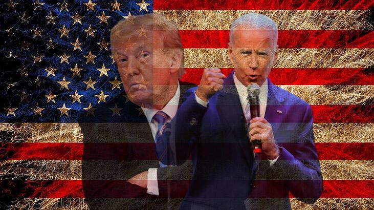 Son dakika: Dünya ABD seçim sonuçlarına kilitlendi! Oy sayımı devam ediyor...