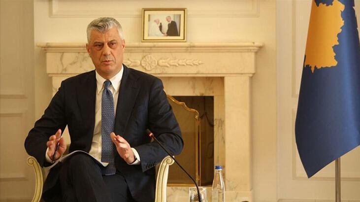 Son dakika... Kosova Cumhurbaşkanı gözaltında!