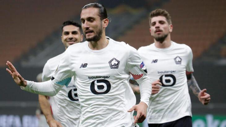Lille Milan maç özeti izle: Yusuf Yazıcı'nın golleri - Spor Haberleri -  Milliyet