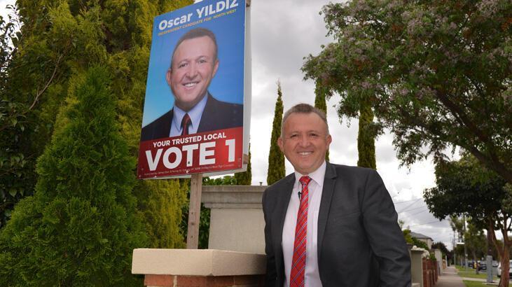 Avustralya'da iki Türk aday seçildi
