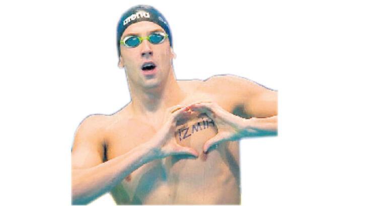 'İzmir için yüzdüm'