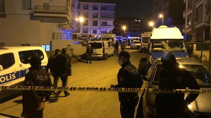 Son dakika: Tek kelimeyle vahşet! Ankara'da baba katliam yaptı