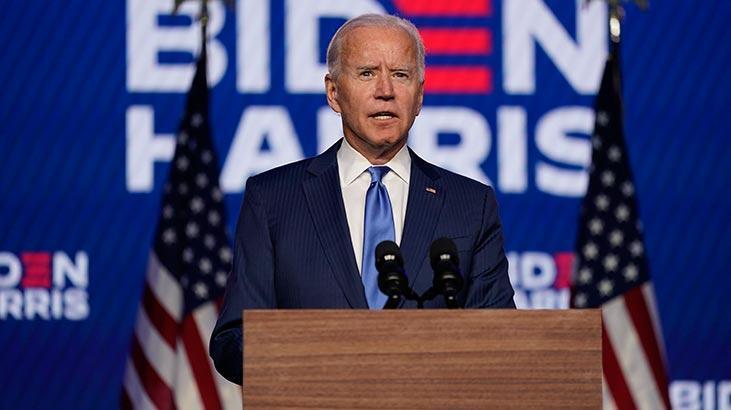 Son dakika: Joe Biden'den beklenen açıklama geldi