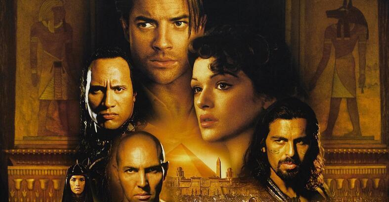 Mumya Geri Dönüyor filmi konusu ve oyuncu kadrosu! Mumya Geri Dönüyor filmi kaç yılında çekildi?