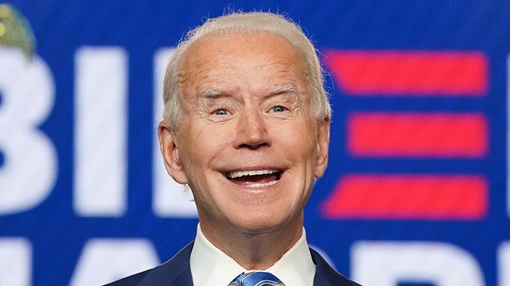 Dünya liderlerinden Biden'a tebrikler gelmeye başladı