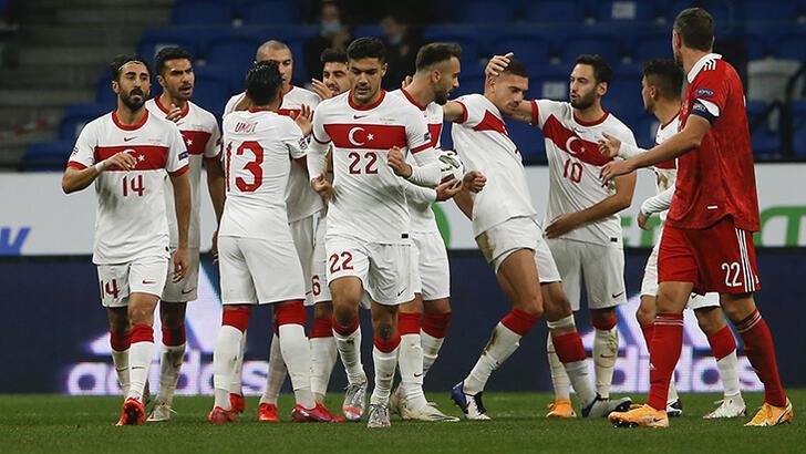 Son dakika - A Milli Futbol Takımı Riva'da toplandı!