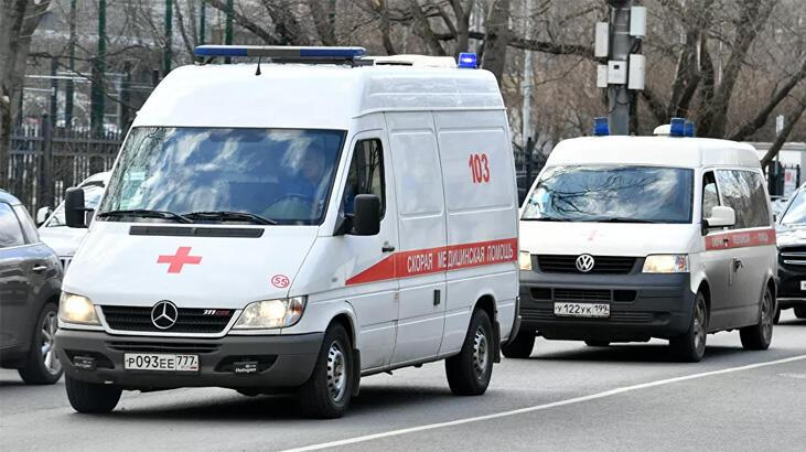 Rusya'da bir asker kışlada katliam yaptı
