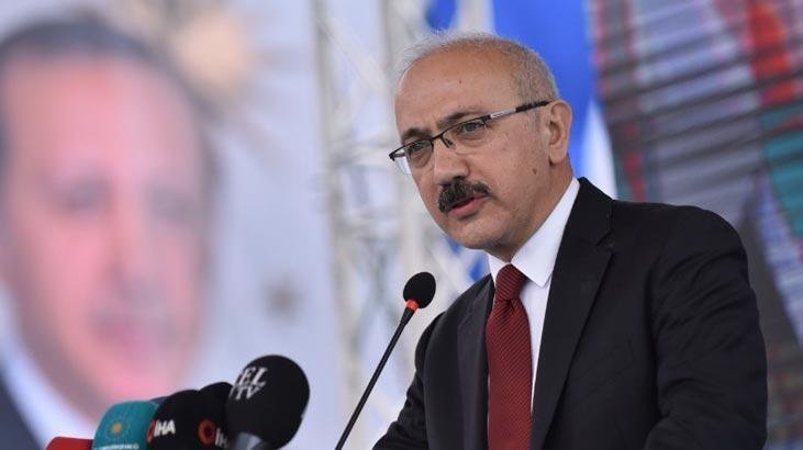 Son Dakika: Hazine ve Maliye Bakanlığı'na Lütfi Elvan atandı
