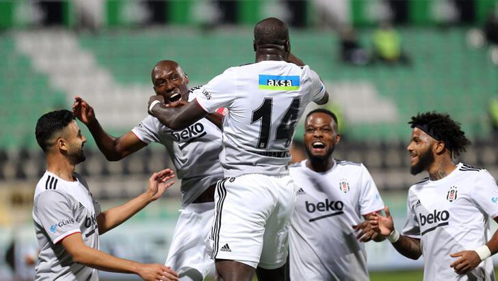 Beşiktaş yıldız oyuncularından katkı alamadı!