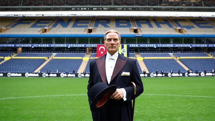 Fenerbahçe Kulübü, Büyük Önder Atatürk'ü andı
