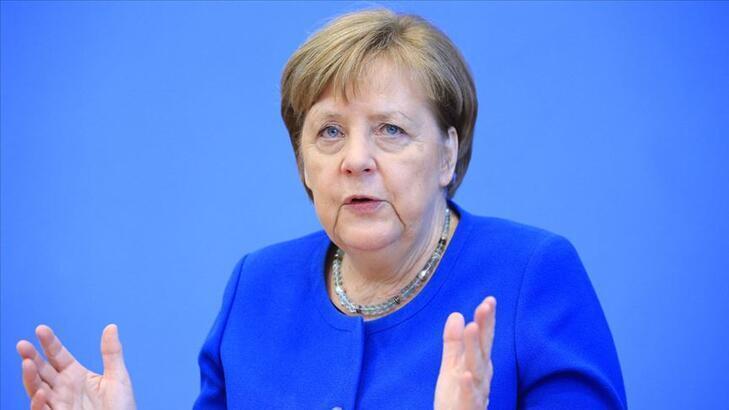 Son dakika... Merkel, ABD Başkanı seçilen Biden ile görüştü