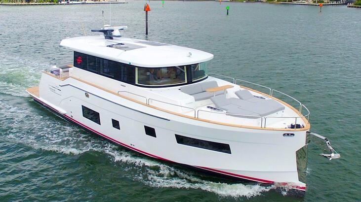 Sirena'dan Uzak Doğu'dan Avustralya'ya, dünyanın dört bir yanına tekne ihracı