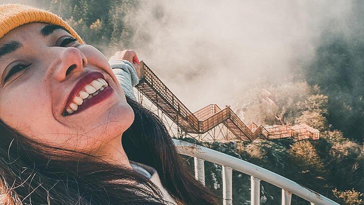 Valla Kanyonu manzarasıyla ziyaretçilerini büyülüyor