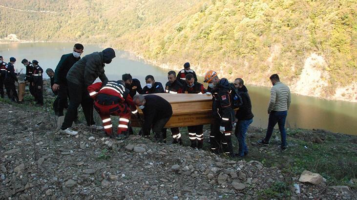 Otomobil baraj gölüne uçtu: 3 kişi yaşamını yitirdi!