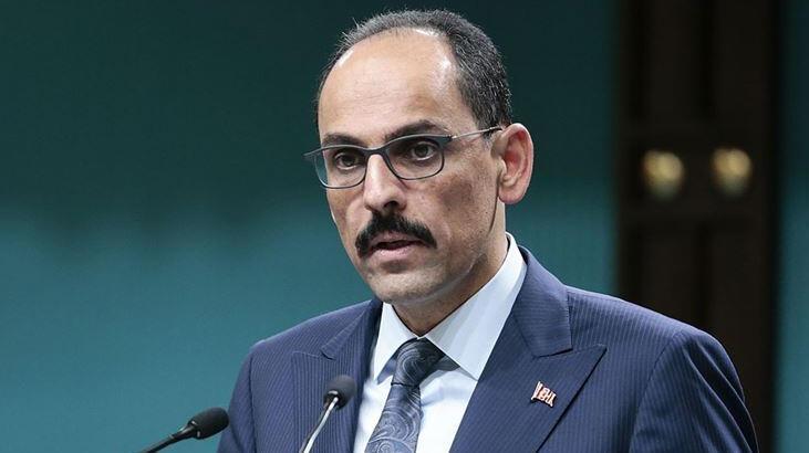 Cumhurbaşkanlığı Sözcüsü Kalın, ABD'nin Afganistan Özel Temsilcisi Halilzad'ı kabul etti