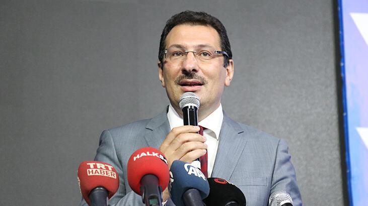AK Parti Genel Başkan Yardımcısı Yavuz, koronavirüse yakalandı