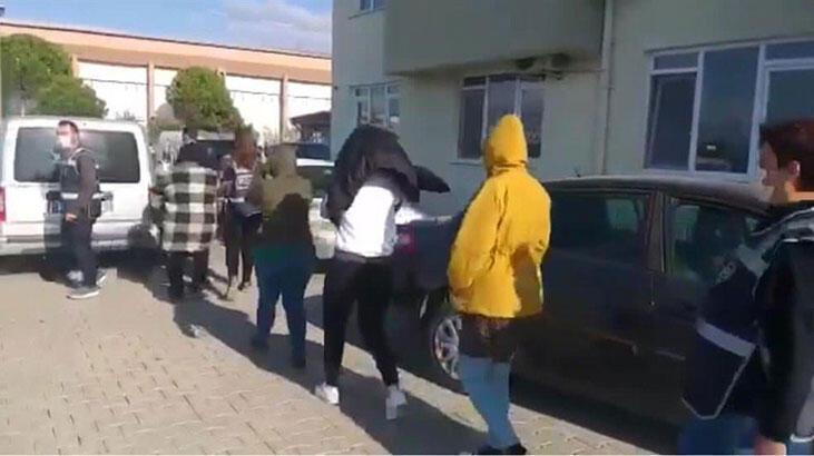 Balıkesir'de fuhuş operasyonu! 4 kişi tutuklandı