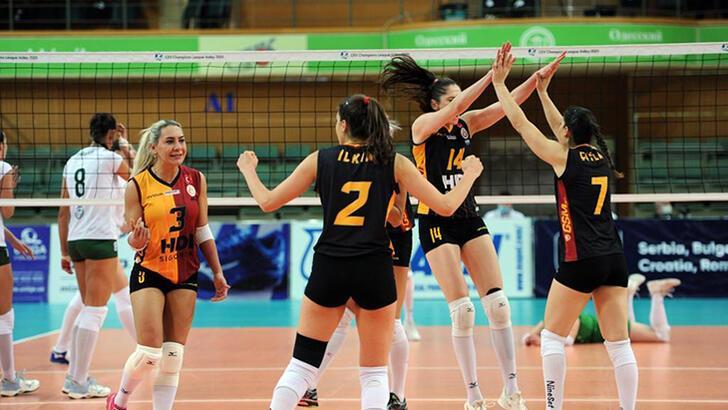 Khimik - Galatasaray HDI Sigorta: 0-3