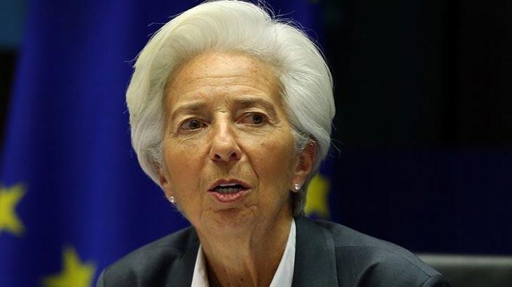 Avrupa Merkez Bankası'ndan belirsizlikler azalıyor mesajı