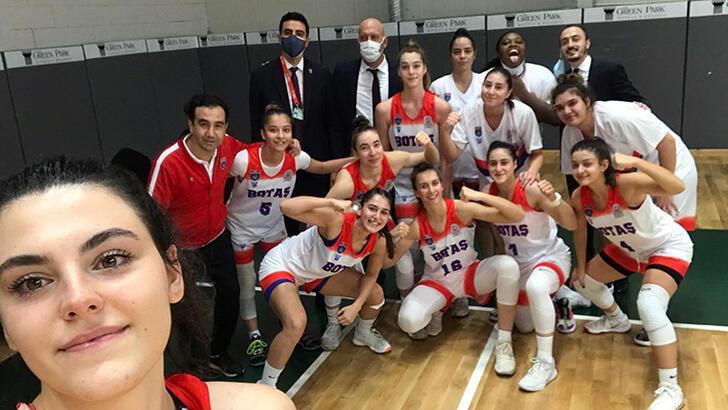 TKBL Federasyon Kupası'nda yarı final eşleşmeleri!