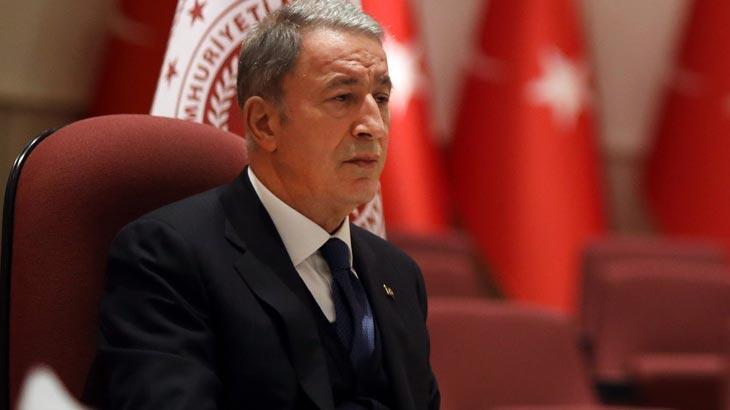 Akar: Karabağ'da barış gücündeyiz