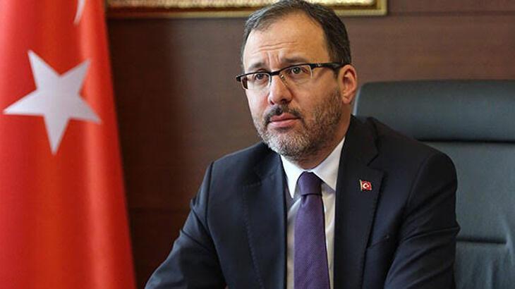 Bakan Kasapoğlu: 2000 antrenör ataması yapacağız