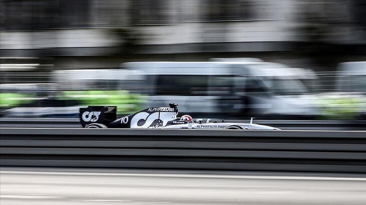 İstanbul'daki Formula1 yarışlarını 2 milyar kişi izleyecek
