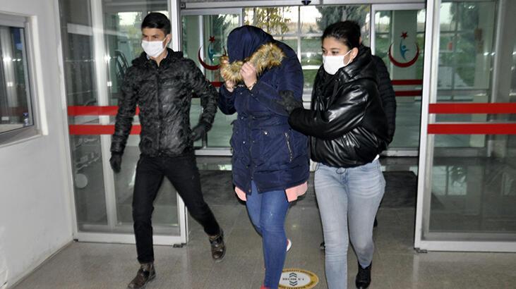 Karaman'daki silah ve uyuşturucu tacirlerine operasyonda 9 şüpheli adliyede
