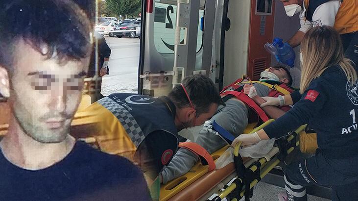 Lise öğrencisi pencereden düşüp ağır yaralandı!