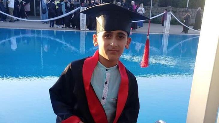 13 yaşındaki Emirhan, antreman sonrası kalbine yenik düştü