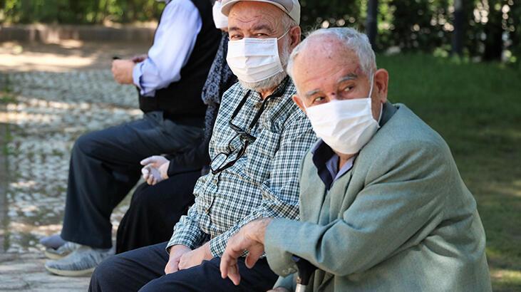 Amasya'da 65 yaş üstü için sokağa çıkma kısıtlaması