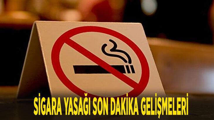 Sigara yasağı olan yerler nereler ve cezası ne kadar? Son dakika Sigara içme yasağı nereleri kapsıyor?