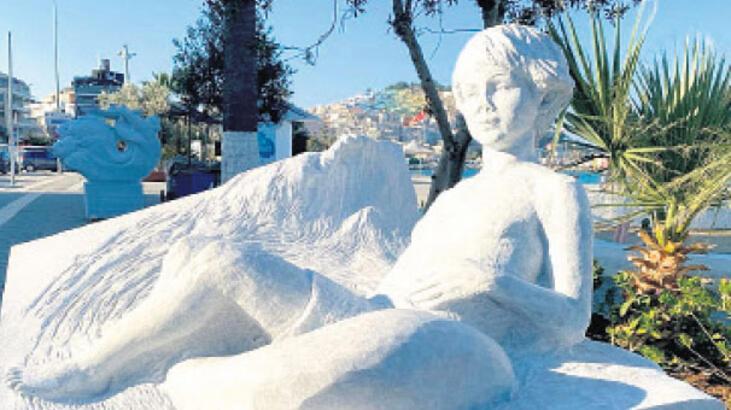 Kültür ve sanat kentinde çirkin saldırı