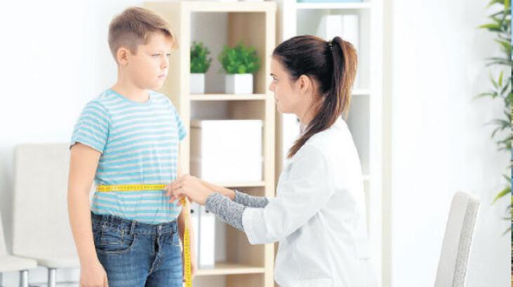 Çocuklarda diyabet tehlikesi