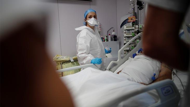Fransa'da koronavirüste son durum! Testlerin pozitif çıkma oranı...