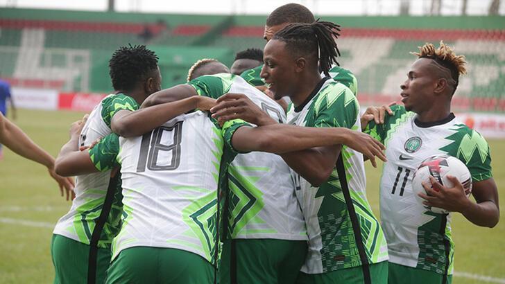 Son dakika - Muhteşem geri dönüş! 8 gollü maçta Nijerya'da büyük yıkım...