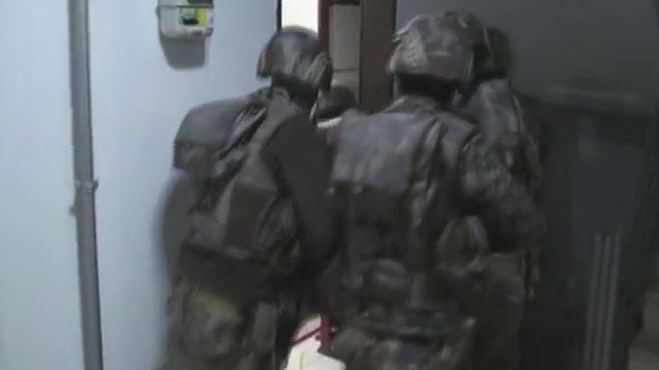 İstanbul'da 9 ilçede DEAŞ opeasyonu: 19 gözaltı